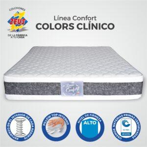 Colchón Colors Clinico