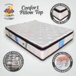 Colchón Confort Pilow Top