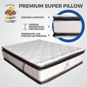 Colchón Super Pillow Top